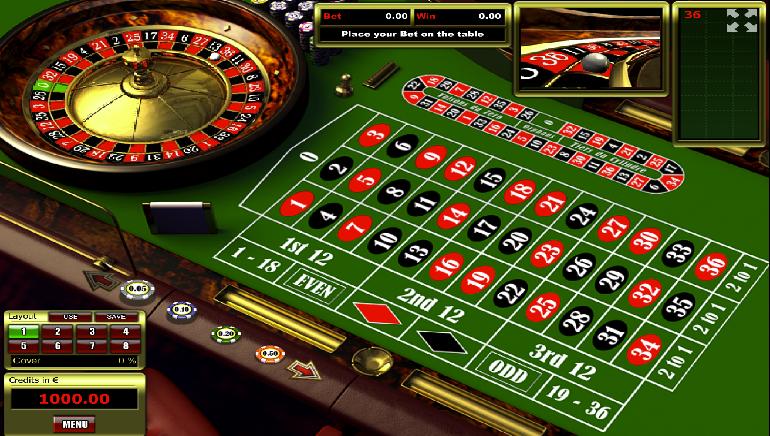 Casino roulette online play играть в виртуальном казино