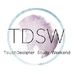 TouchDesigner Study Weekend