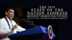Duterte SONA 2019 Live Stream coverage