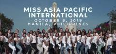 Miss Asia Pacific International 2019 Live stream coverage