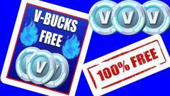 【Unlimited】@Fortnite Free V-Bucks Generator 2020@