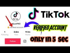 Free TikTok Fans -  100% Free TikTok Followers Without Human VERIFICATION
