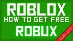 Roblox Free Robux Generator 2020