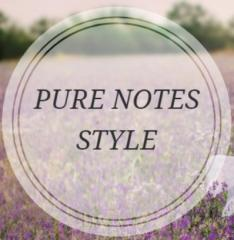 PURE NOTES STYLE