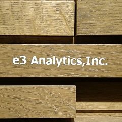 e3 Analytics, Inc.
