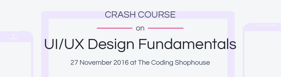Crash Course On Ui Ux Design Fundamentals Peatix