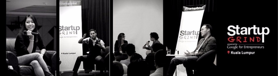 Startup Grind Kuala Lumpur hosts Chris Leong (Softspace