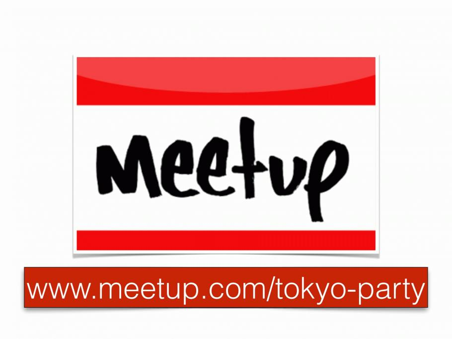 Meetup.com speed dating