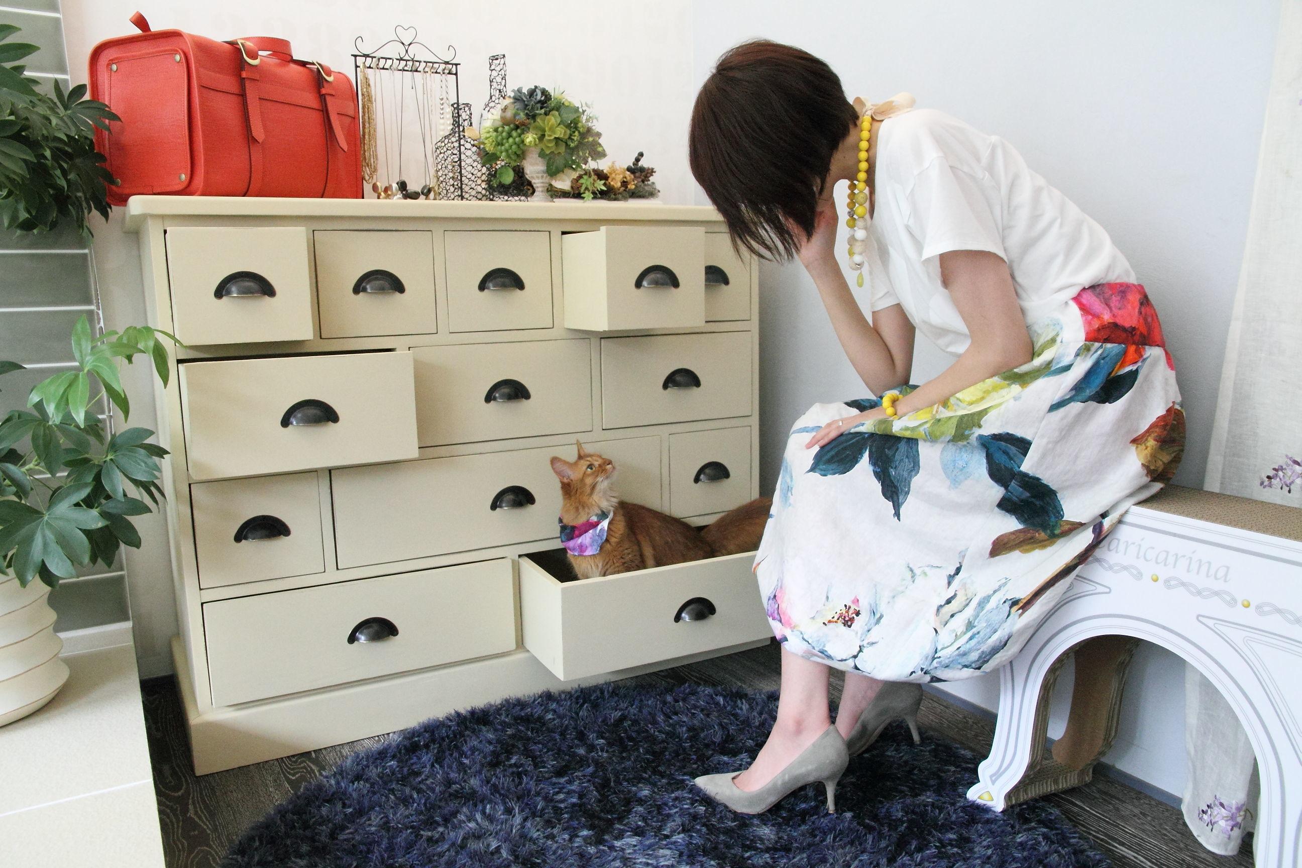 珍しい猫家具&グッズも! 猫とのオシャレな生活を提案する「おとなのねこ展2」が開催