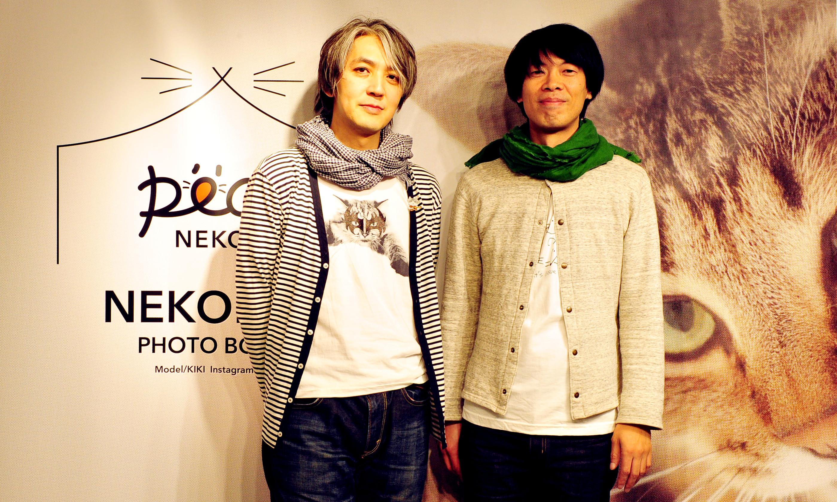 【PECO NEKO館レポート】最終日に行われた近藤研二さん・山田稔明さんによるトークイベント♪