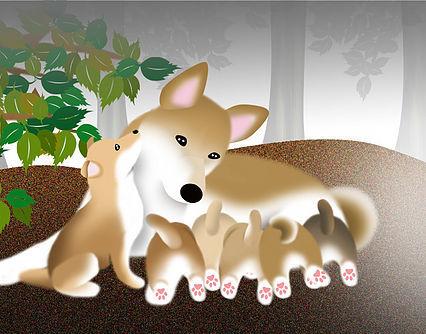 【11/23~27】人気犬ブロガーのチコママ・ぺろままによる、保護犬猫をテーマにした作品展が開催!