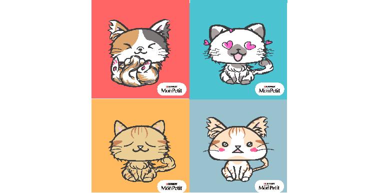 あなたの愛猫がかわいいイラスト風に♡ オリジナルアイコンが作れる『ニャイコン』が可愛い!!