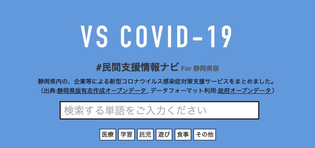 情報 コロナ 静岡 県 最新