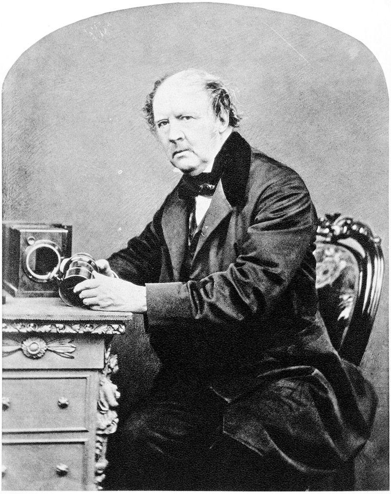 ウィリアム・フォックス・タルボットの人物像
