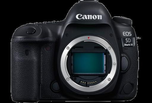 CanonのEOS5DMarkIV