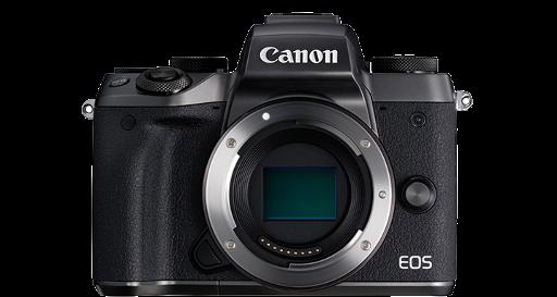 CanonのEOSM5