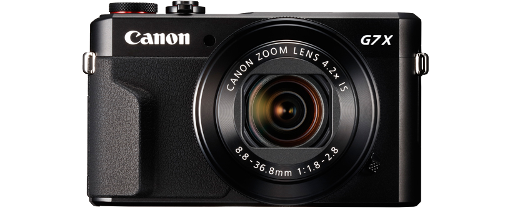 CanonのPowerShotG7X