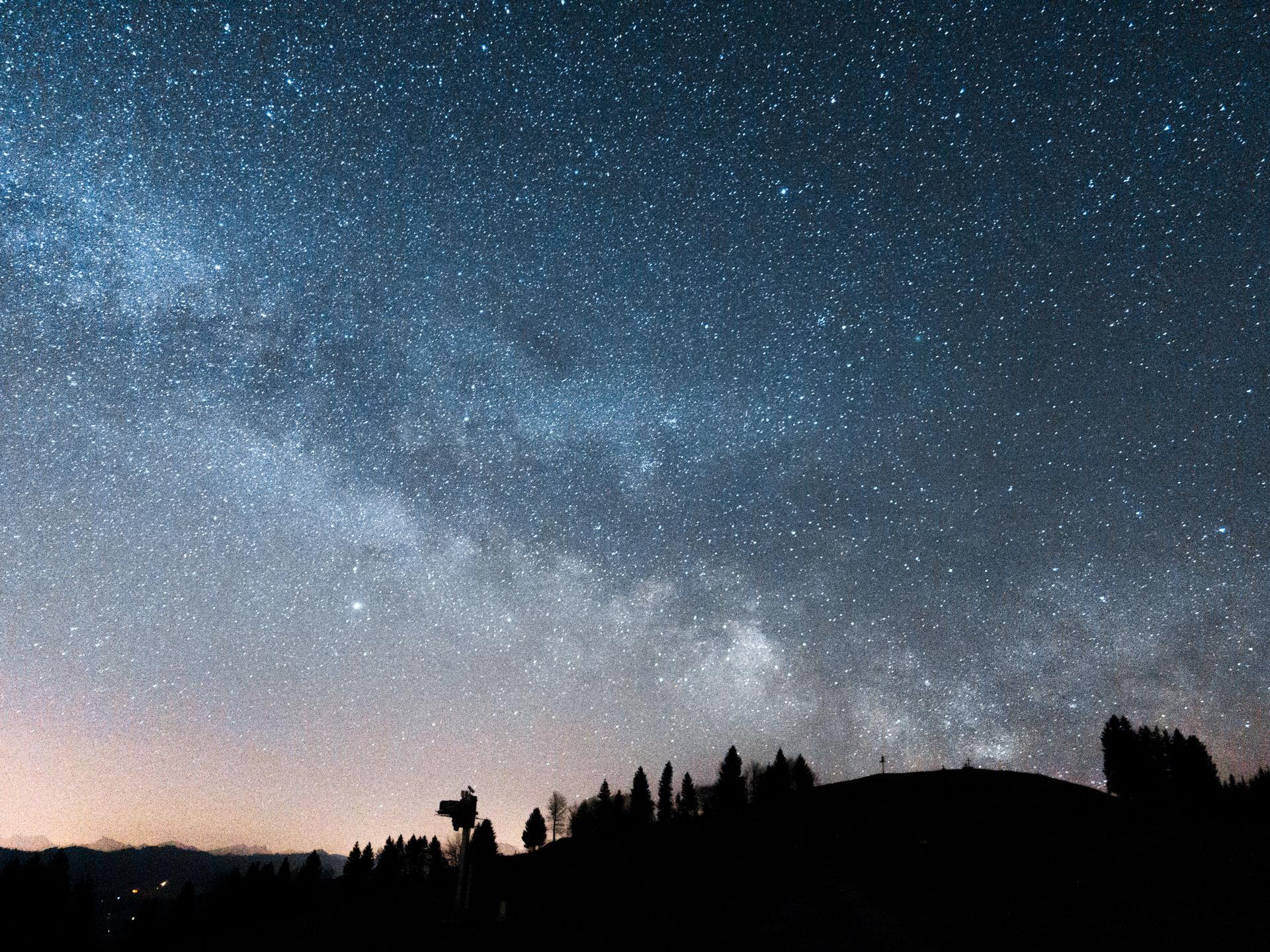 星空(バルブのサンプル)