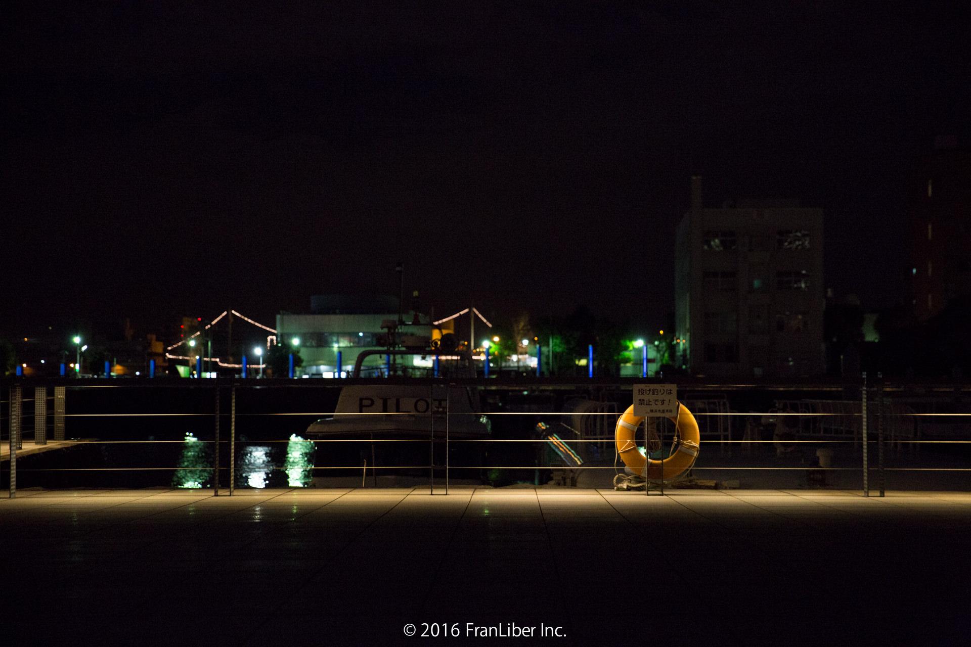 象の鼻パーク港の雰囲気が漂う象の鼻パーク