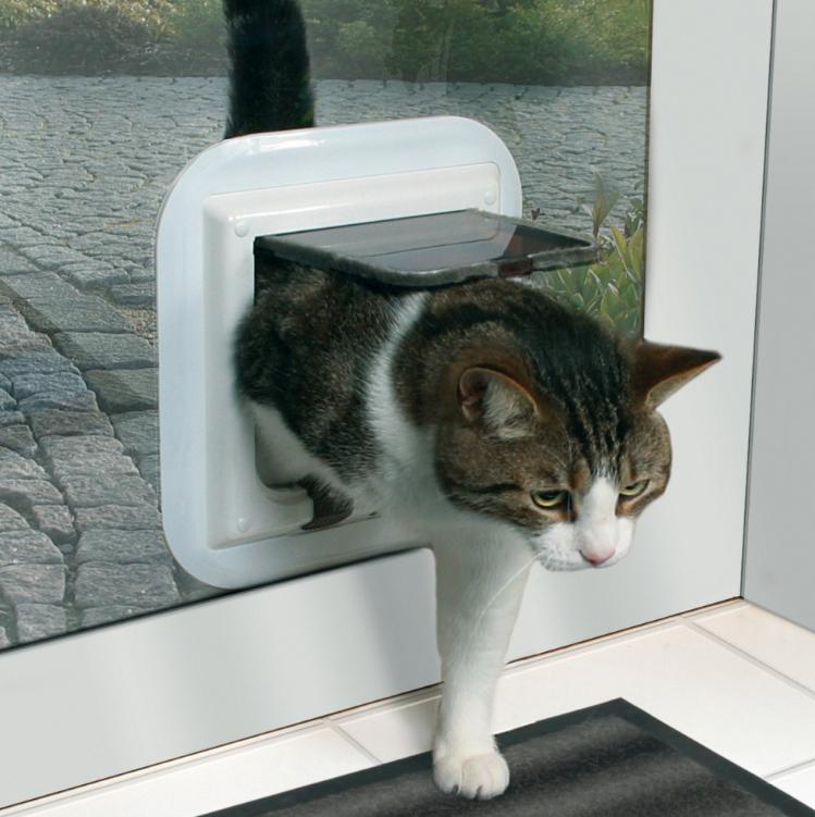 ペット用の窓