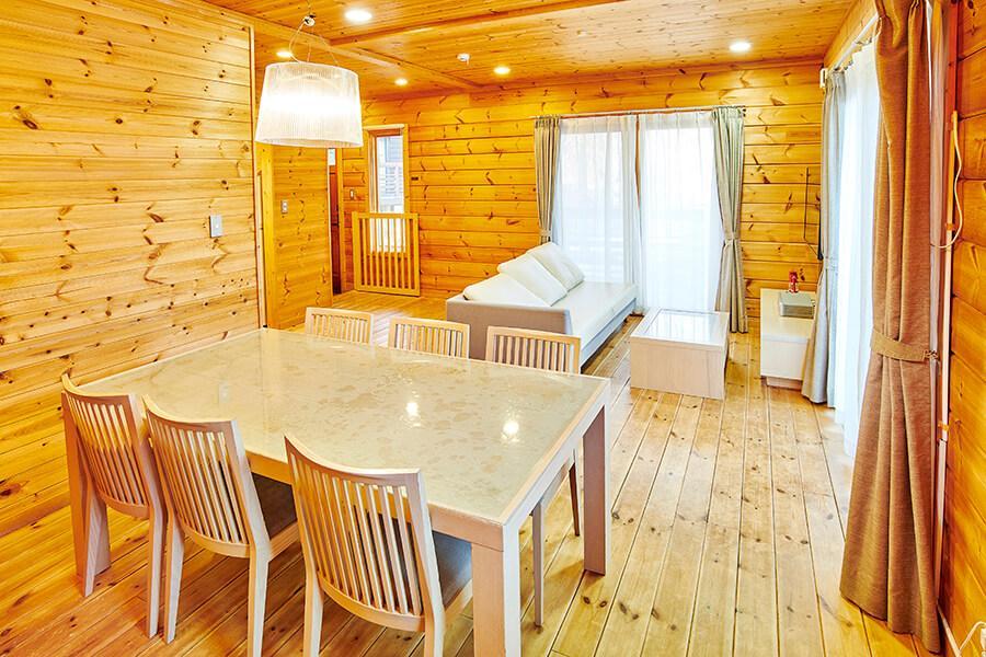 土地・建物ともにオーナー様に所有権がある「ハイブリッドリゾート」 新しい別荘所有のカタチ。