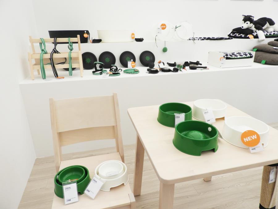 IKEAのペット用品