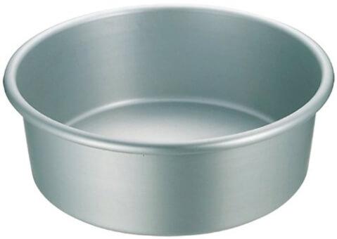 アルミ洗面器