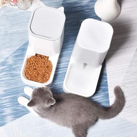 猫 給餌器 自動給餌器