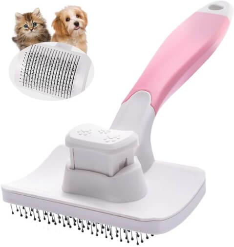 アマゾン 犬猫用ブラシ