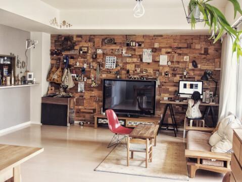マンションの一室イメージ
