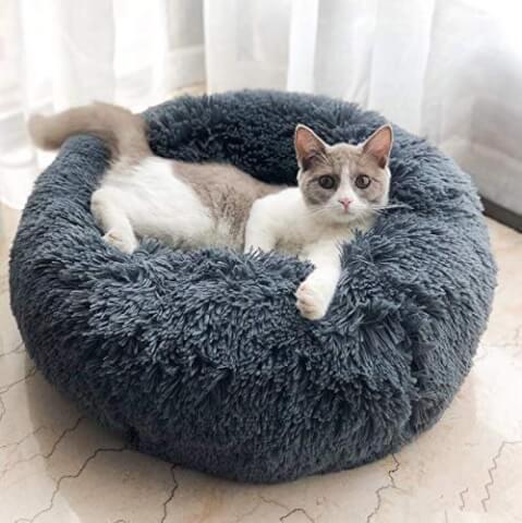 猫 ベッド クッション もこもこ