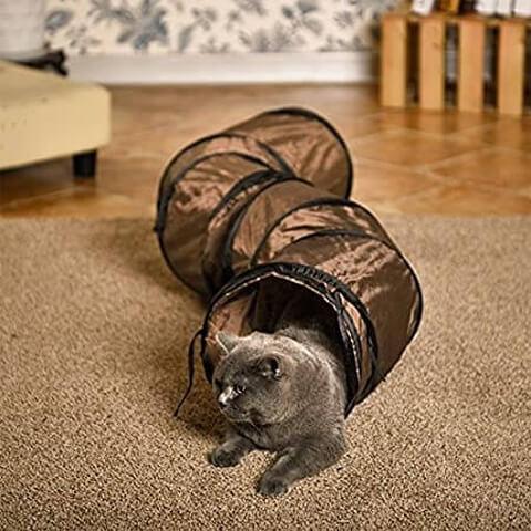 猫 トンネル おもちゃ