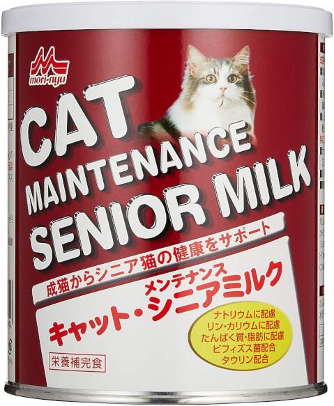 猫用ミルク シニア用 メンテナンスミルク