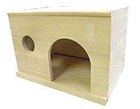 チンチラ巣箱