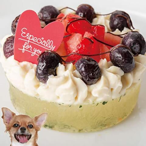 幸せのチキン アマゾン 犬用ケーキ