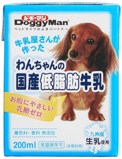 犬用ミルク