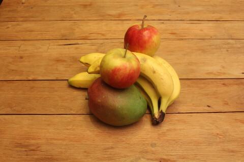 バナナマンゴーリンゴ