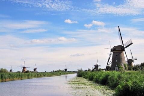 オランダ野外博物館