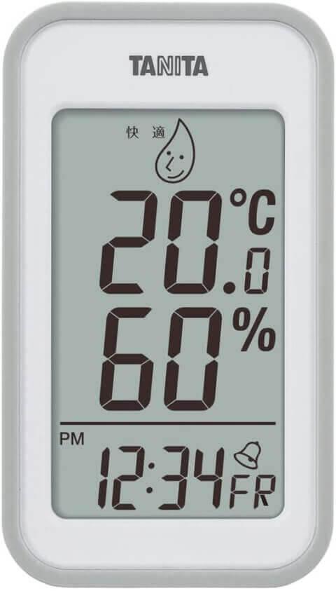 アマゾン温湿度計