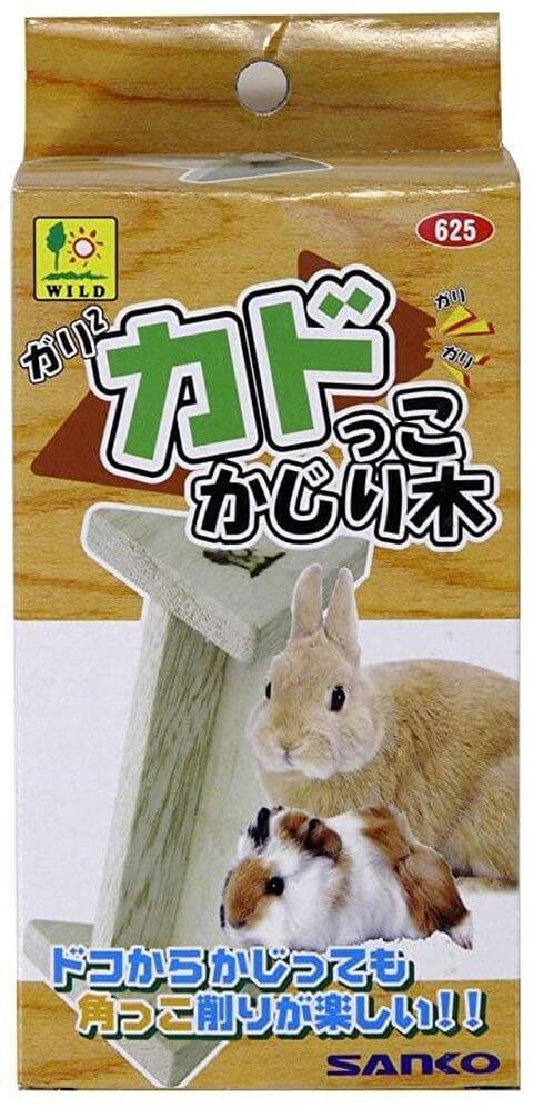ウサギ用齧り木