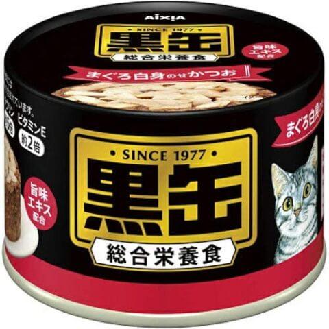 黒缶 キャットフード おすすめ 猫 ご飯