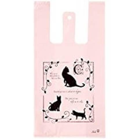 猫雑貨 レジ袋