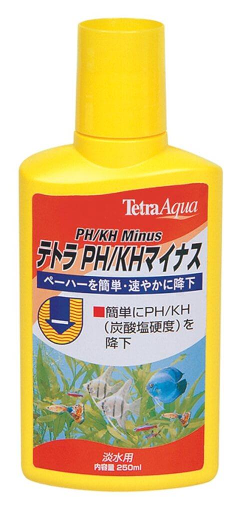 テトラ PH/KHマイナス
