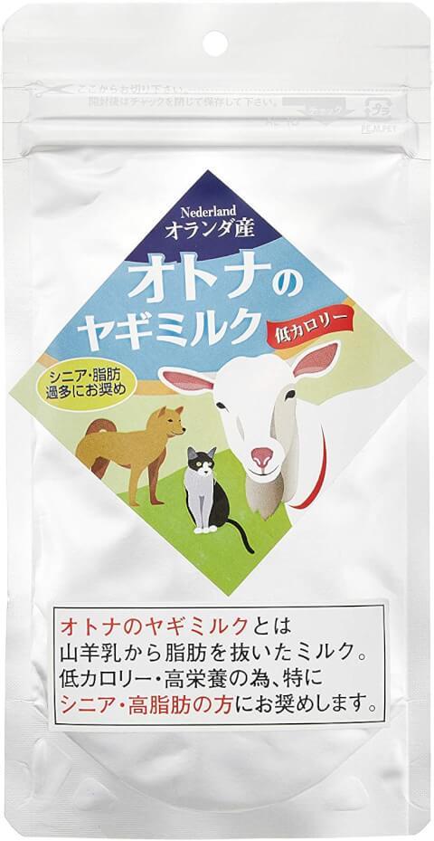 猫用ミルク 低脂肪 ヤギミルク