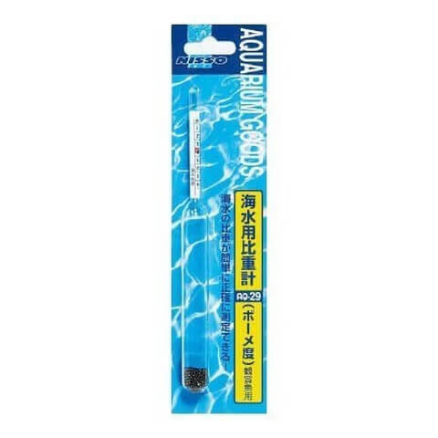 ミドリフグ 海水比重計