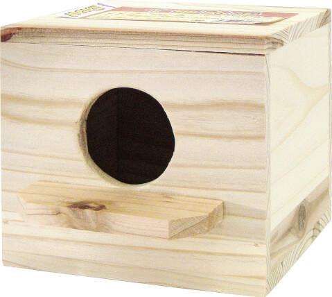 リス 巣箱