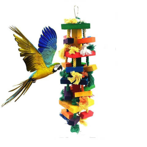 鳥用おもちゃ