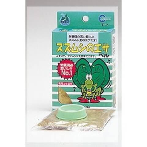 鈴虫のエサ 餌皿付き
