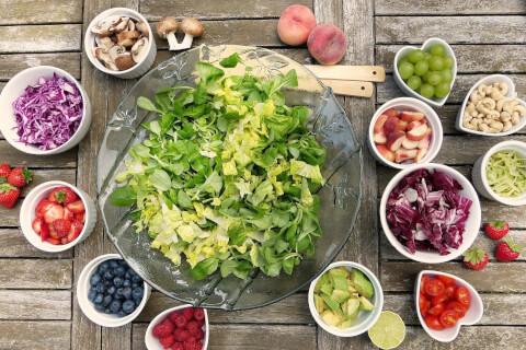野菜やフルーツのイメージ