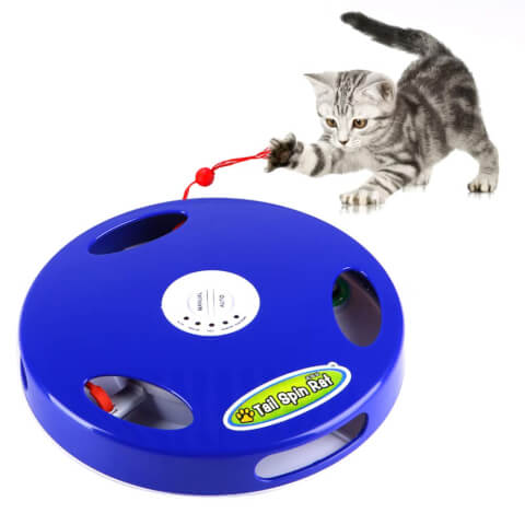 猫電動おもちゃ アマゾン トイガー